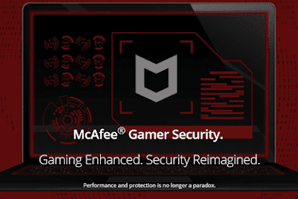McAfee Gamer Security 2021 Free Download