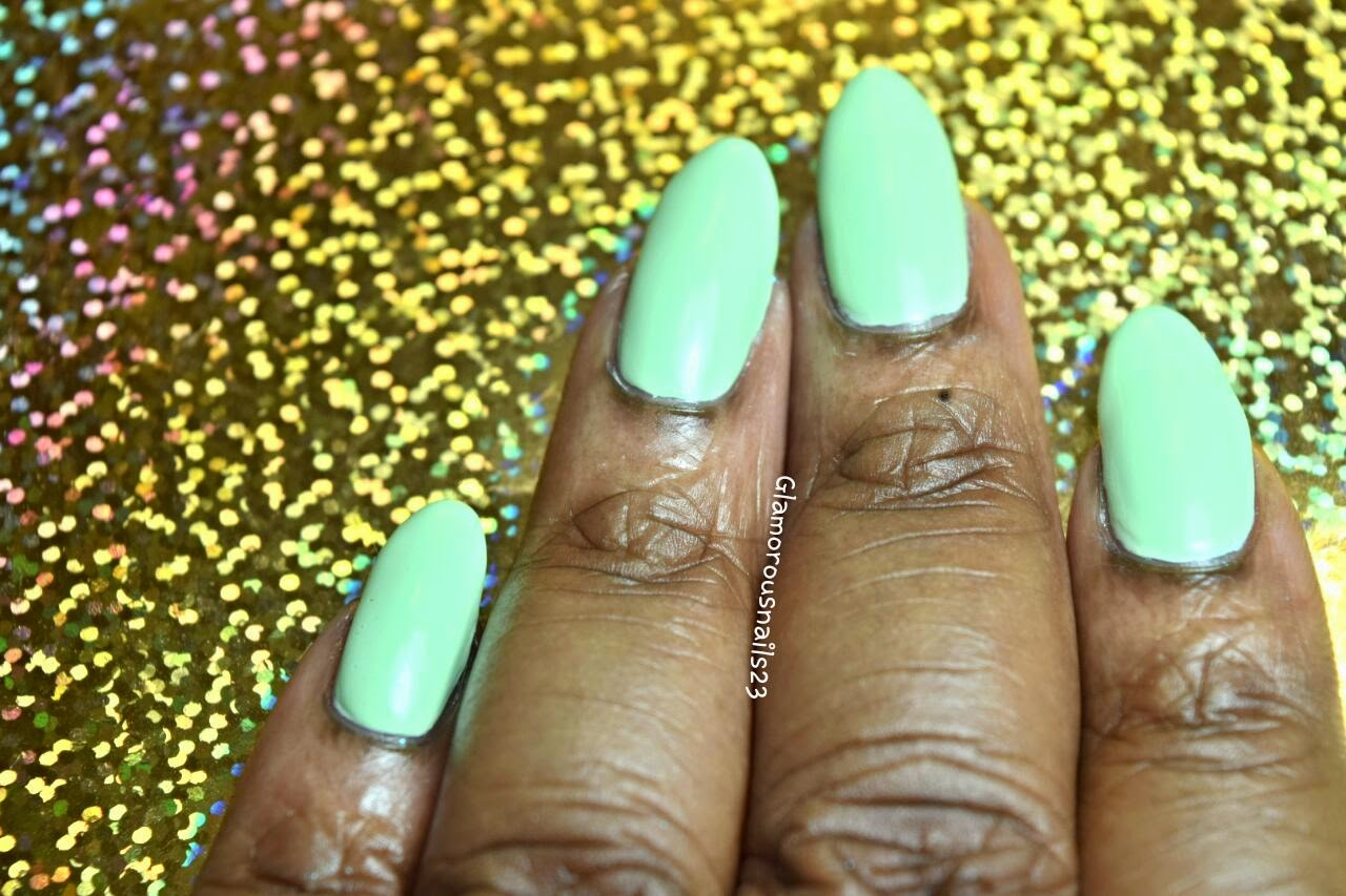 Tiana Swatch; Zoya Delight Collection 2015