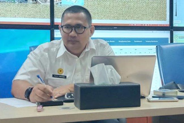 Kepala Bappeda Kota Padang, Medi Iswandi