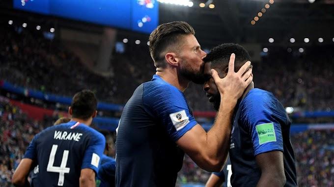 França vence a Bélgica e vai à final da Copa do Mundo