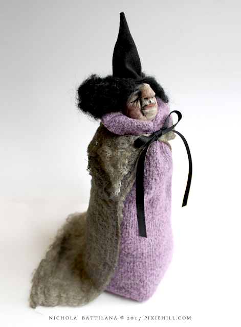 Witchy Poo: Plum - Nichola Battilana