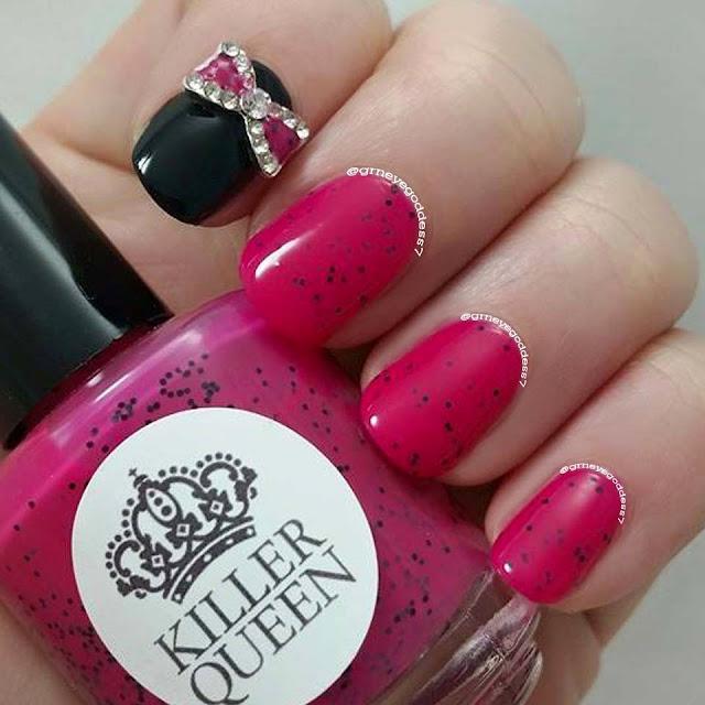 Killer Queen Varnish Lip Service