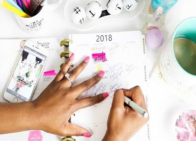 26 Calendarios-planings creativos 2018 GRATIS!