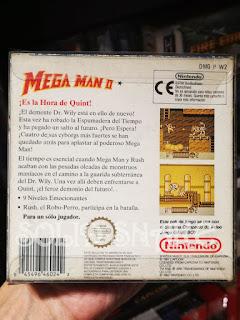 megaman 2 gb