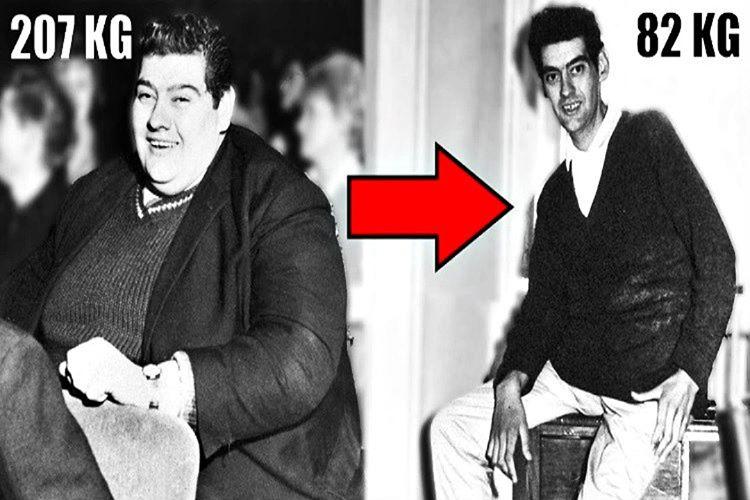 Angus Barbieri, 1965 senesinde Maryfield hastanesine gittiğinde 207 kilogramdı.