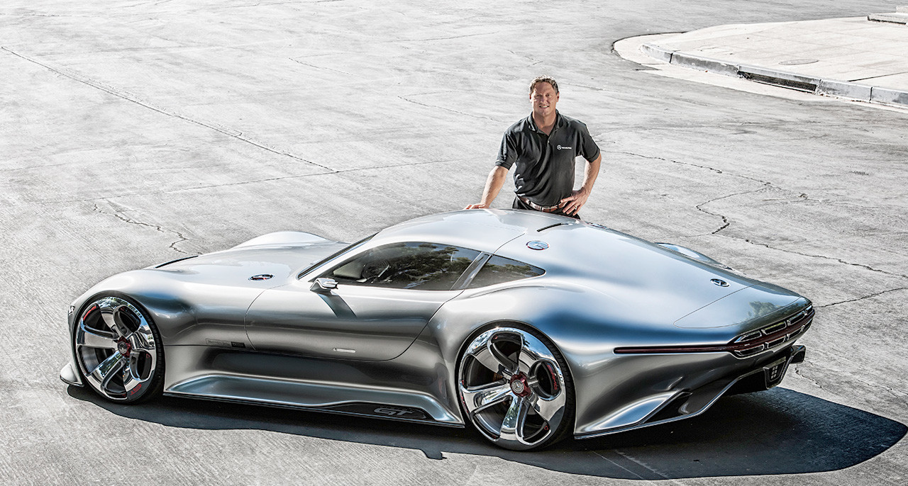 sensual purity: the mercedes-benz design philosophy