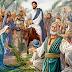 Jesús y su entrada a Jerusalén