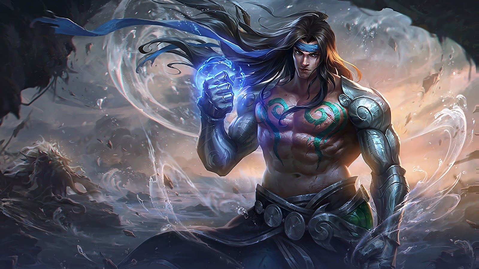 Wallpaper Badang Tribal Warrior Skin Mobile Legends HD for PC