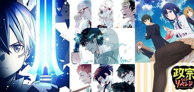 Rekomendasi Anime Winter 2017 Pilihan Terbaik