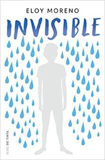 selección cuentos infantiles día del libro 2018 invisible eloy moreno bullying