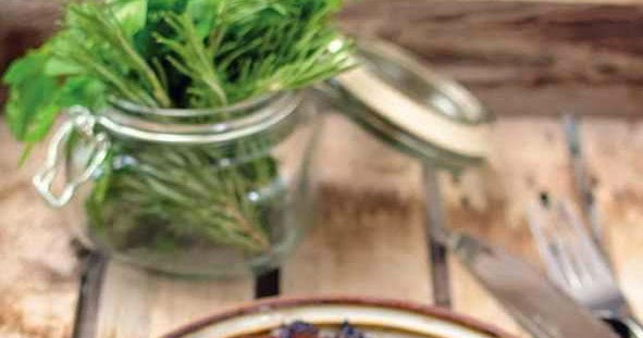 Herb Marinated Skirt Steak ~ The Paleo Diet Blog