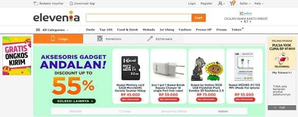 tempat belanja fashion online terbaik dan terlengkap