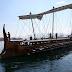 Μια ιστορική τριήρης βρίσκεται από χθες στον Πειραιά (ΦΩΤΟΓΡΑΦΙΕΣ)