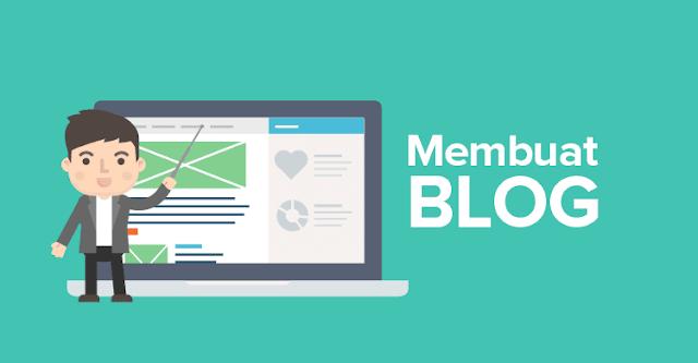 Cara Membuat Blog Baru Dengan Mudah Bagi Pemula