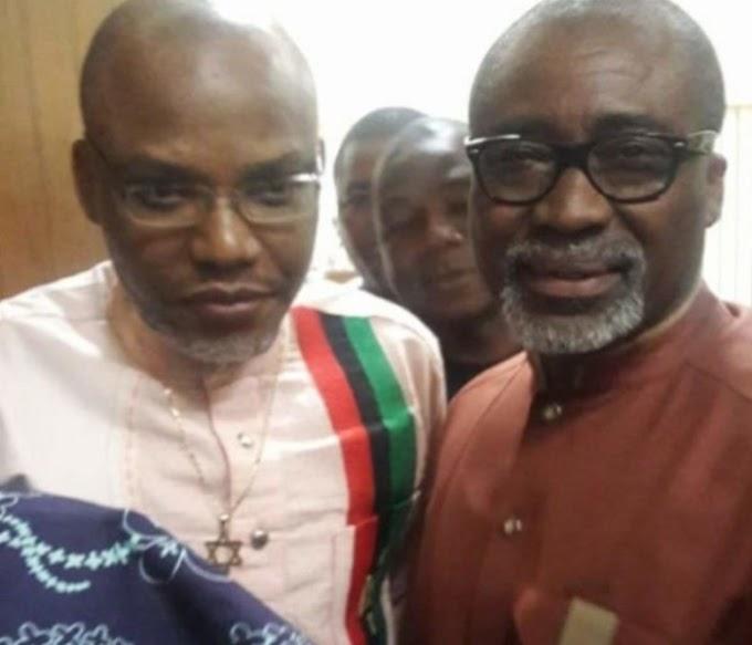 I will stand surety for Kanu again - Senator Abaribe