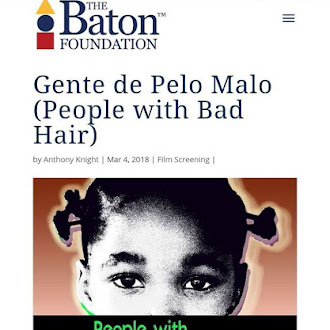 'Gente de pelo malo' de Tony Romero en Atlanta