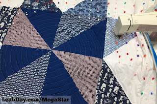 Easy quilting design for beginners