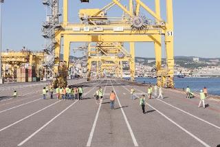 Open Day del porto di Trieste, soddisfatta l'Autorità Portuale
