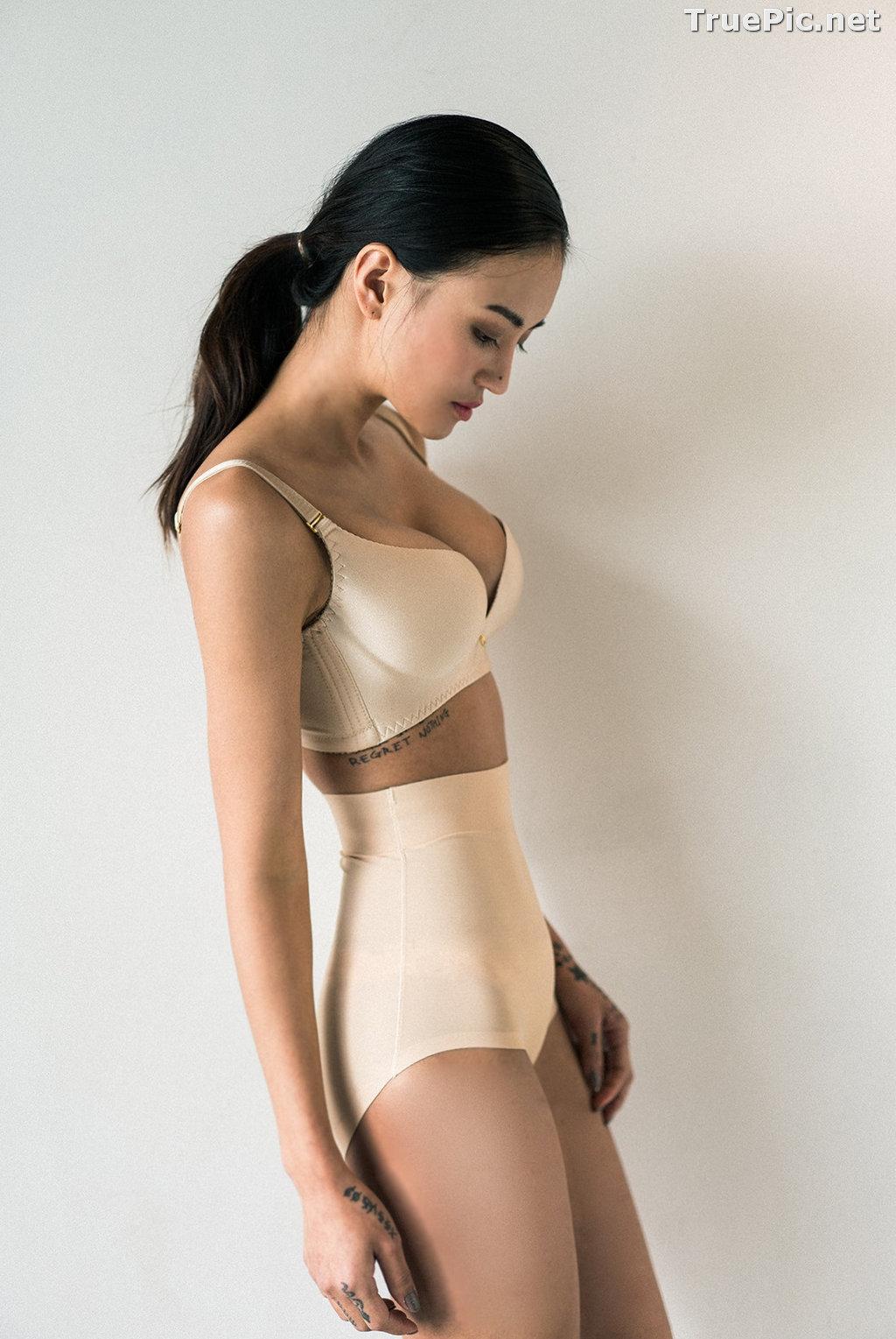 Image Korean Fashion Model – Baek Ye Jin – Sexy Lingerie Collection #5 - TruePic.net - Picture-2