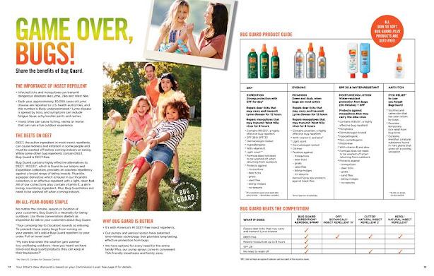 Avon Demo Book For Avon Representatives...