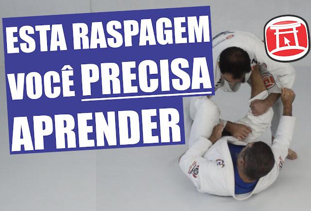 raspagem-guarda-aranha-jiu-jitsu
