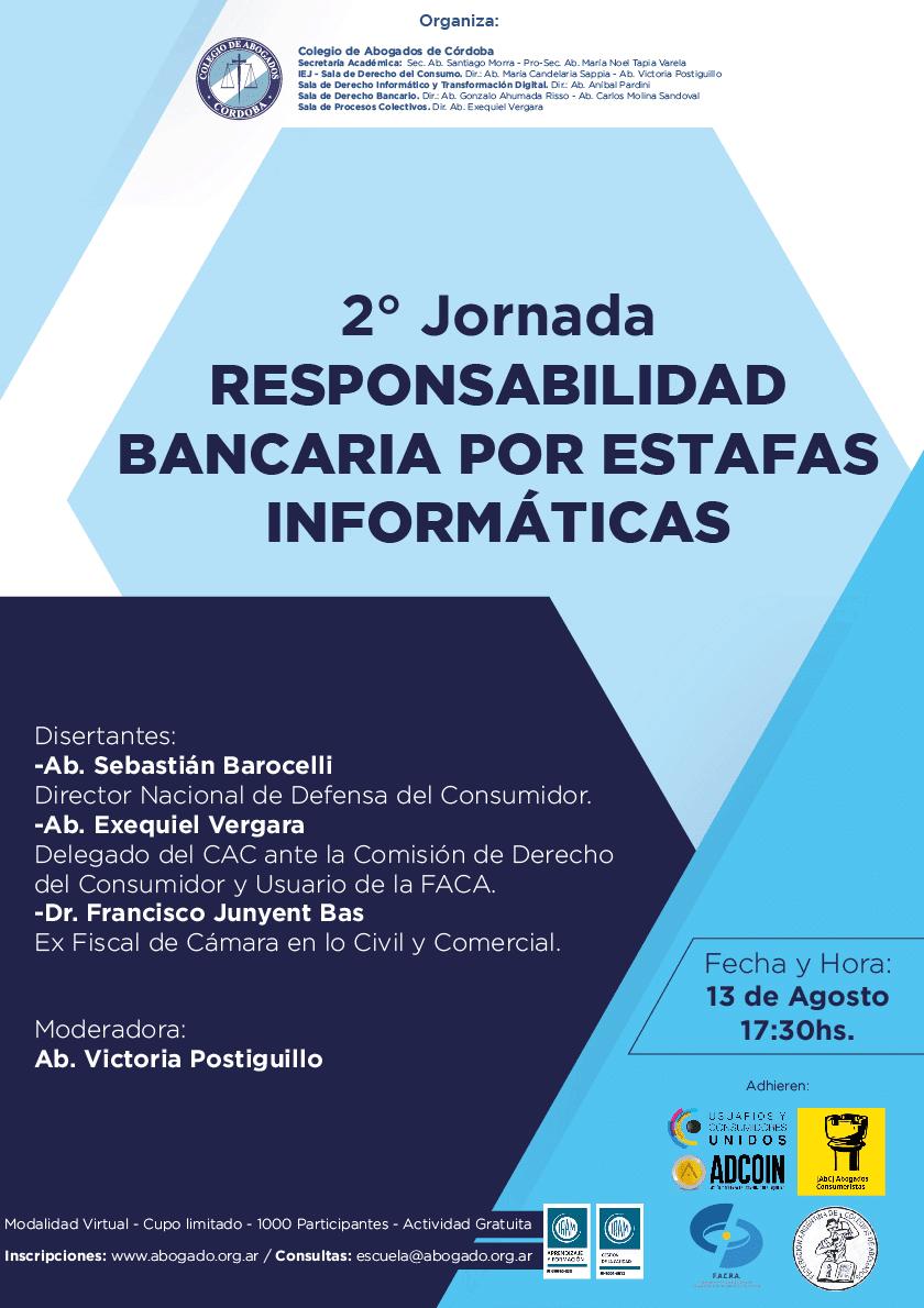 Responsabilidad Bancaria por Estafas Informáticas