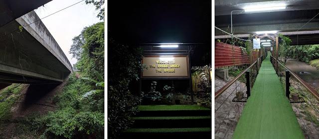 Singgah Minum Di Tanah Aina Fareena Cafe & Resturant Dengan Disajikan Pemandangan Indah