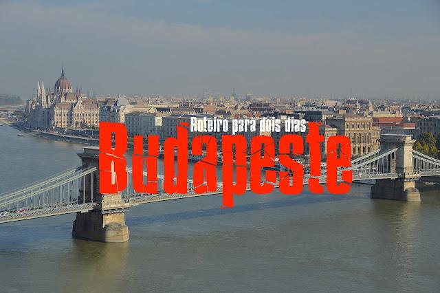 O que visitar em Budapeste, Hungria