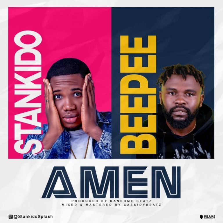 "Stankido – ""Amen"" ft. Igbotic Tupac #Arewapublisize"