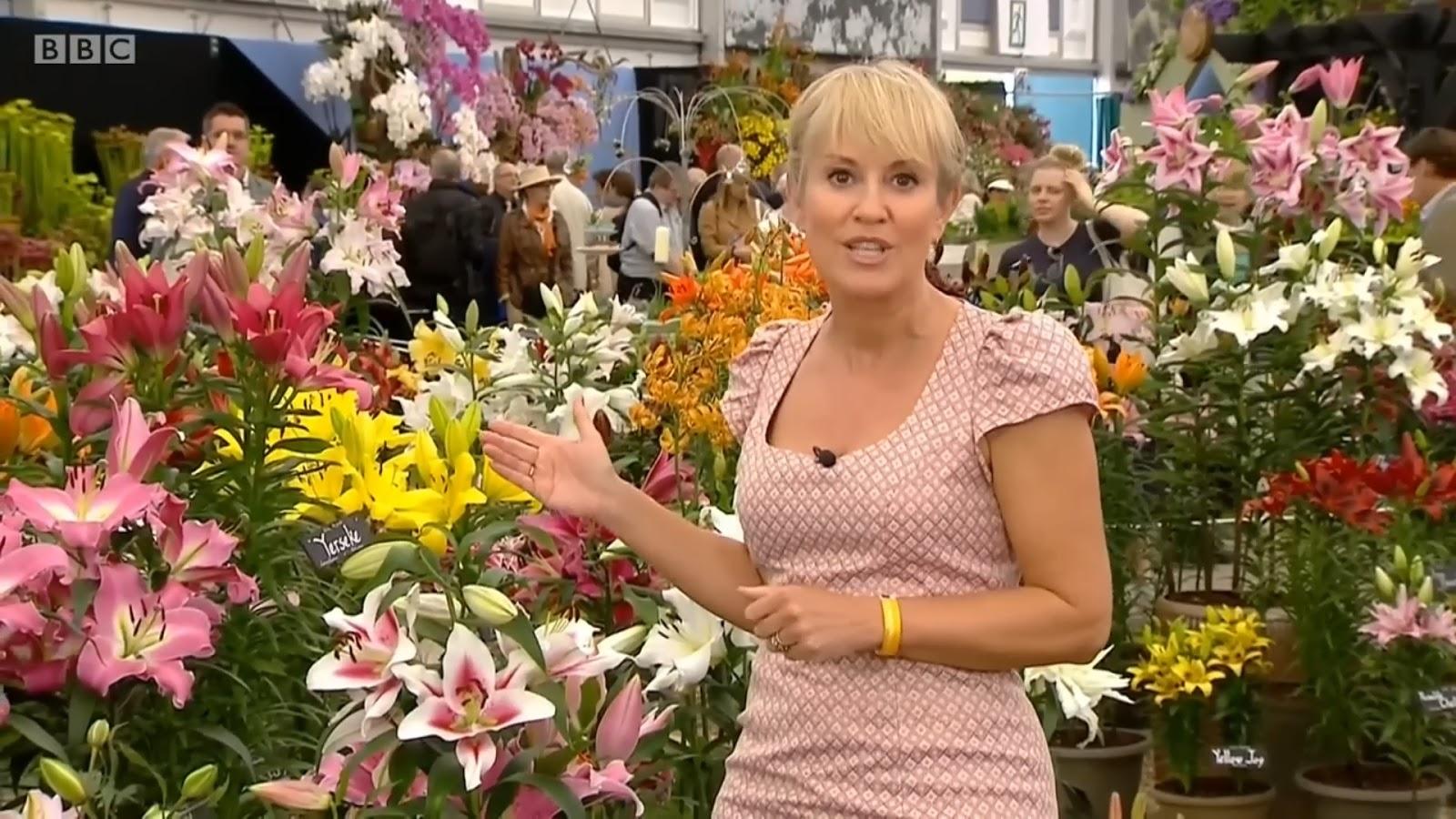Chelsea flower show episode 5