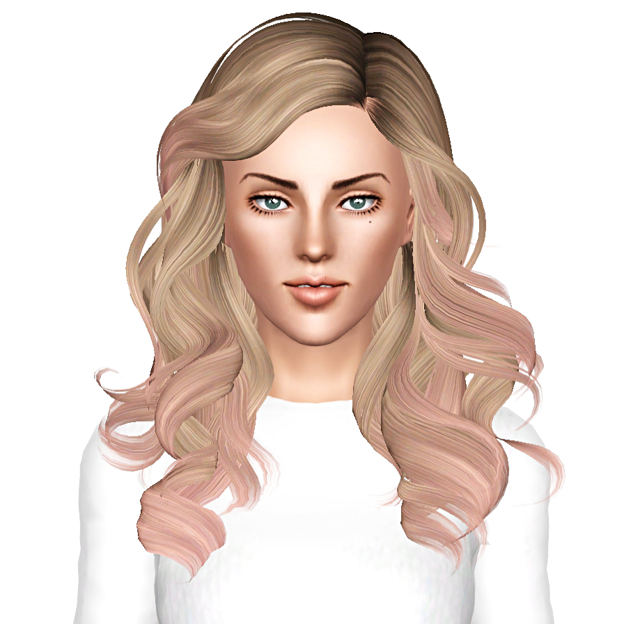 Sims 2 Hairstyles: My Sims 3 Blog: Newsea And Skysims Hair Edit/Retextures By