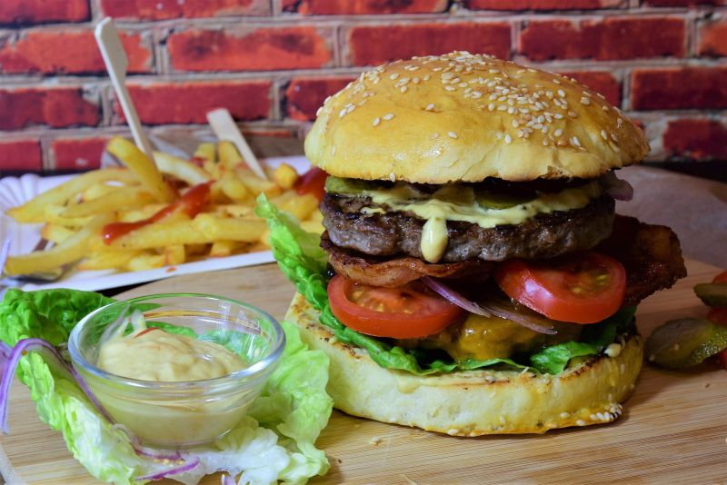 entas de comida rápida registran una caída de 10,6%