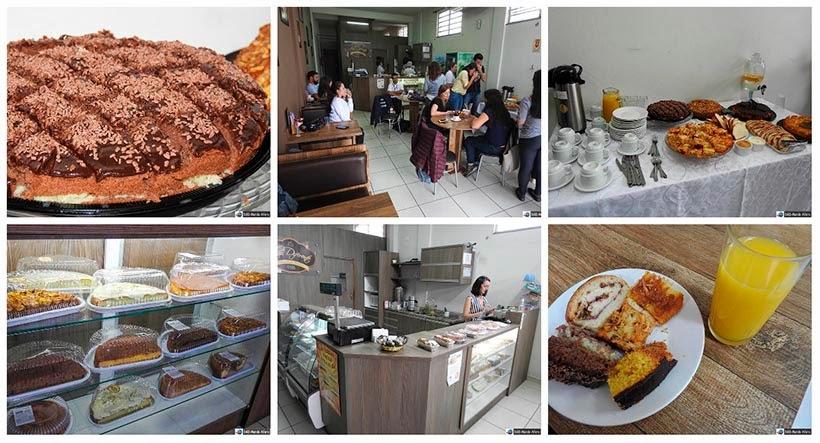 Onde comer em Criciúma - Boleria Bolo de Mãe