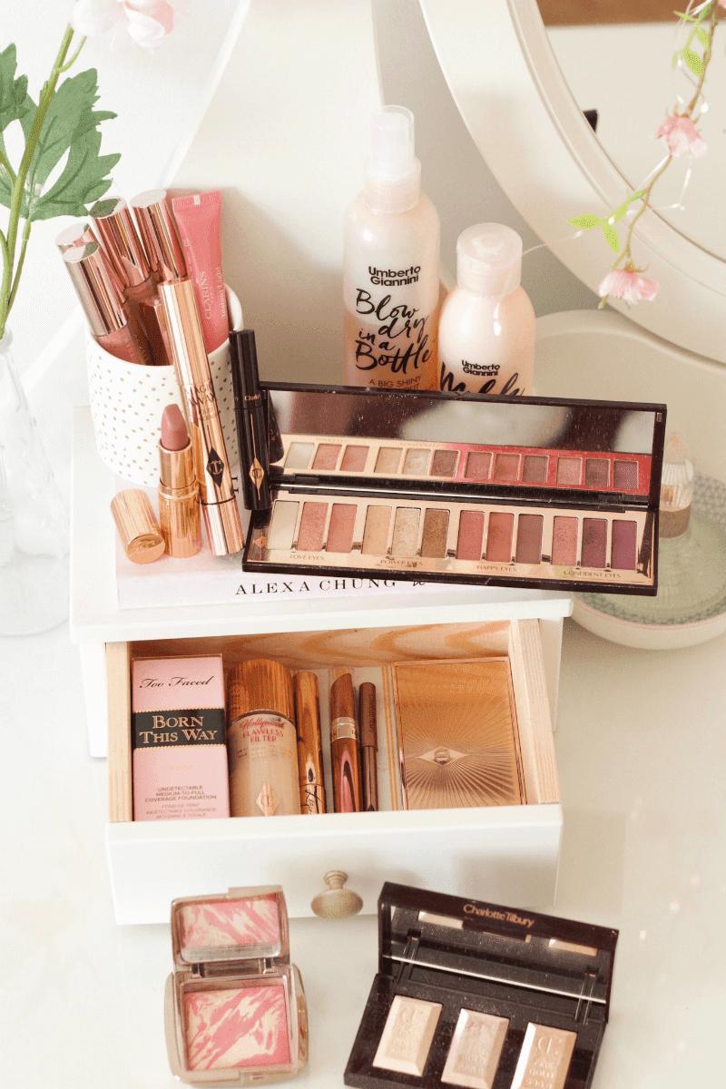 My daily makeup favourites
