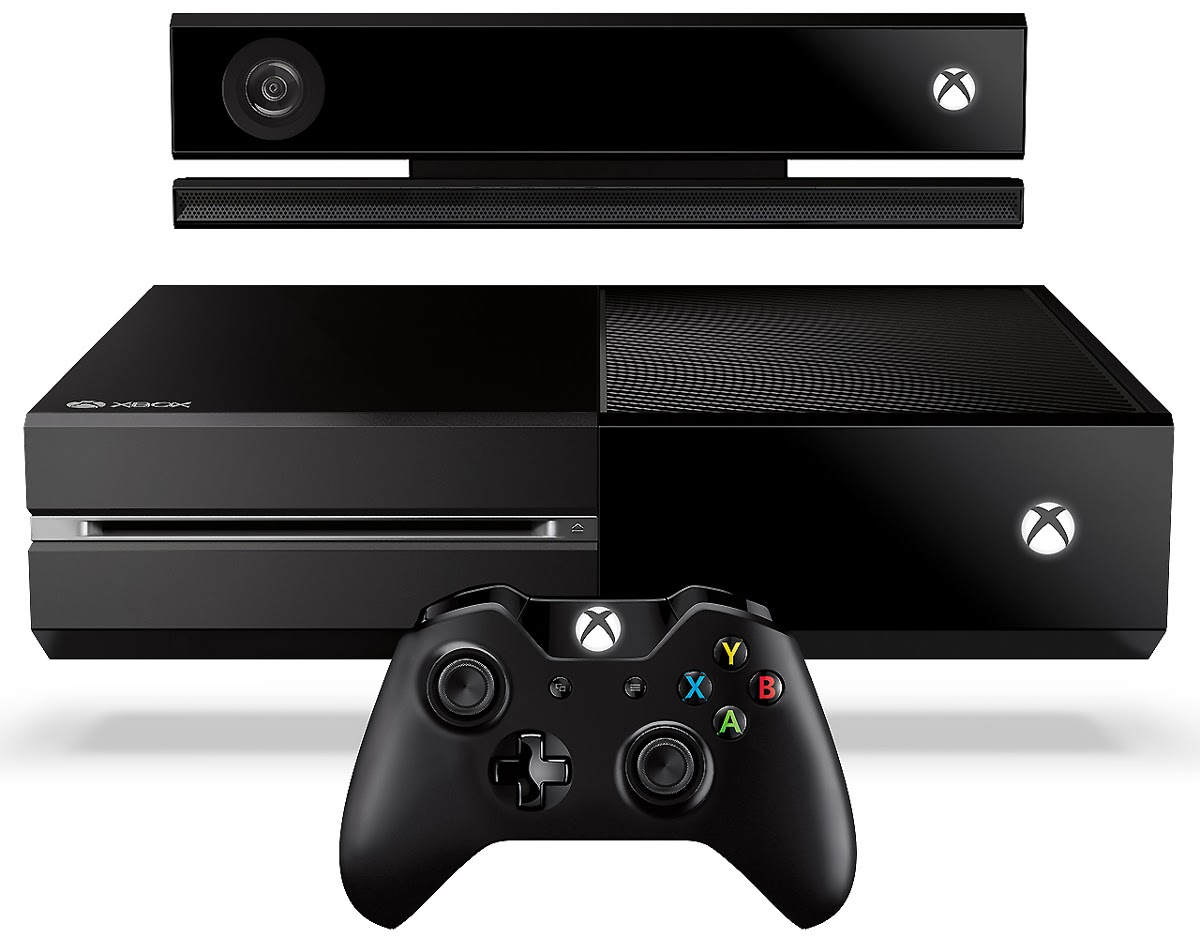 Xbox One With Kinect Blogger Op: xBox One Giveaway