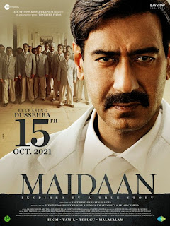 Maidaan First Look Poster 6
