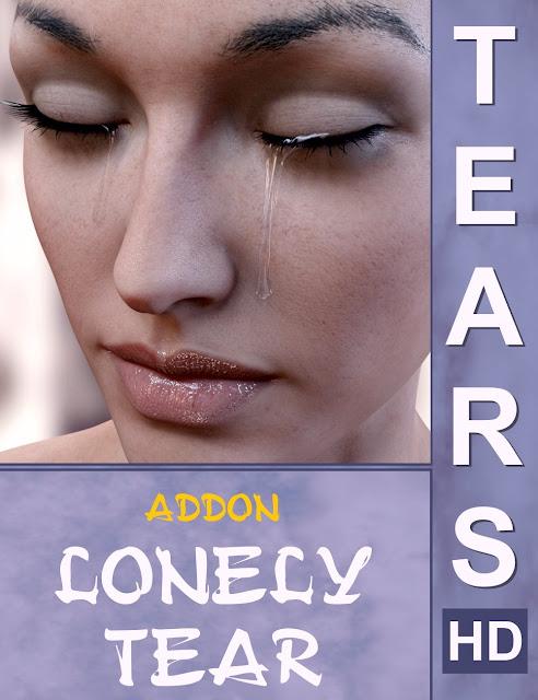 Tears HD Addon Lonely Tear