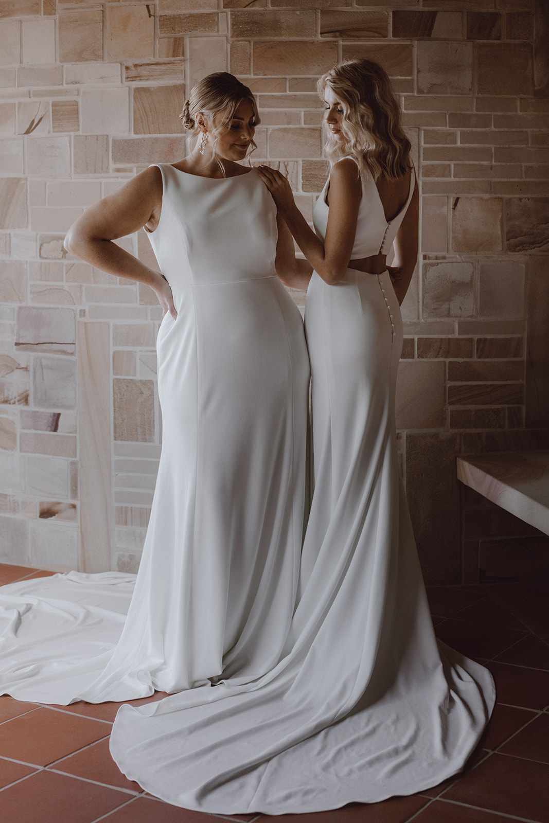 ERIN CLARE BRIDAL X WHITE LILY COUTURE