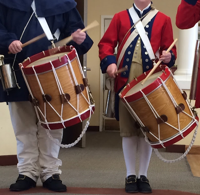 fife and drum frederick maryland dar meeting preppy blogger