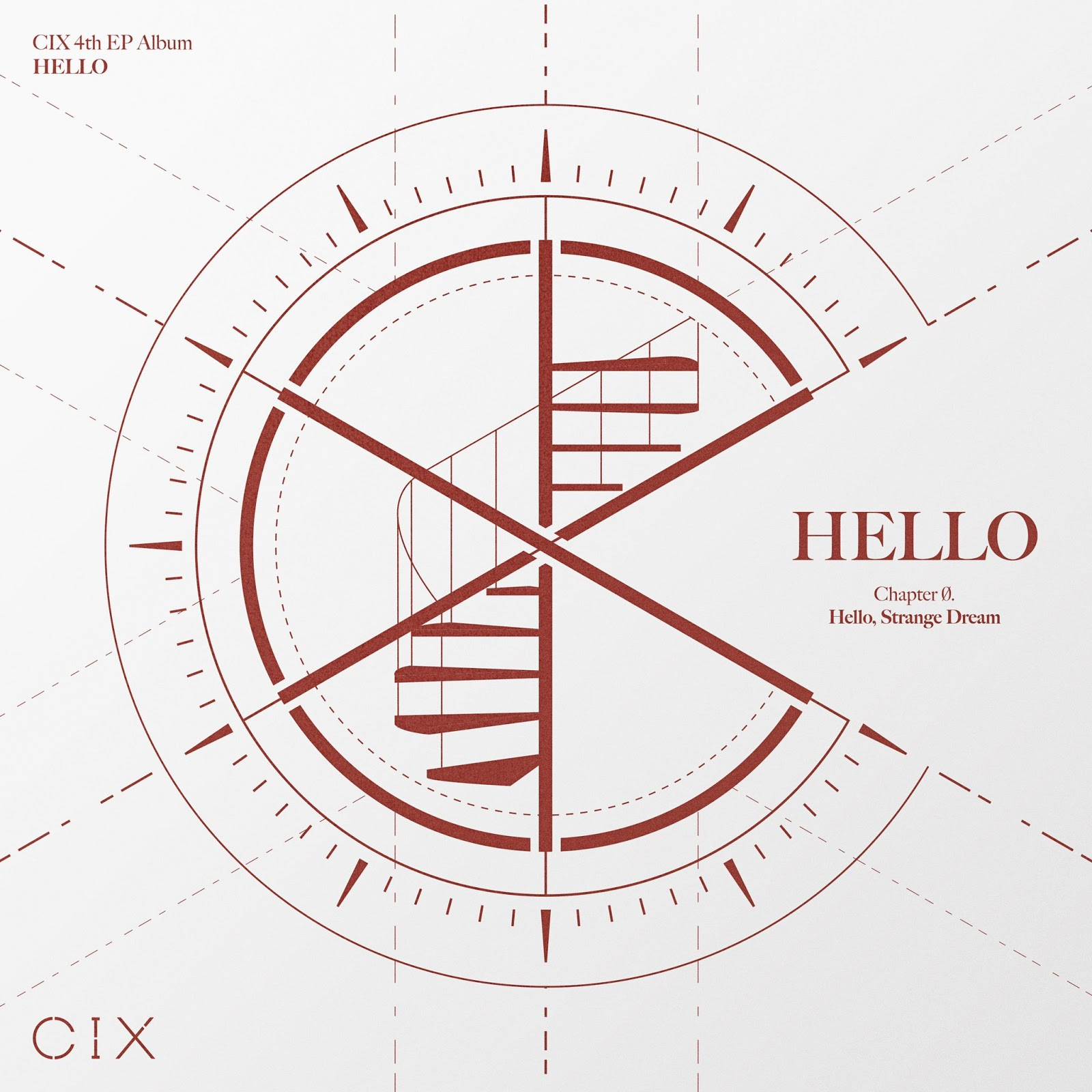 cix hello strange dream