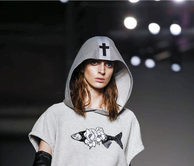 Grinko Ready-to-wear Spring Summer 2018 Milan Fashion Week