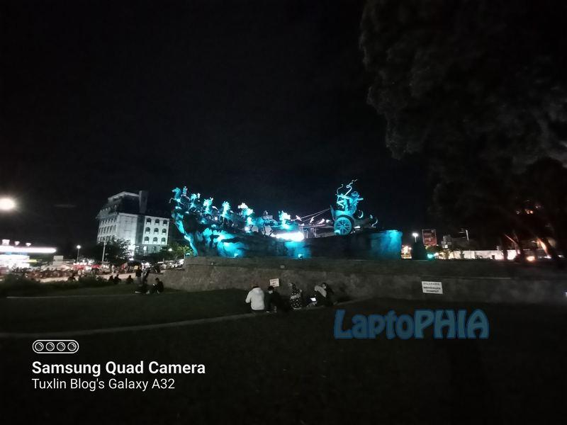 Hasil Foto Kamera Ultra Wide Angle Samsung Galaxy A32