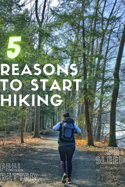 5 Reasons to Start Hiking