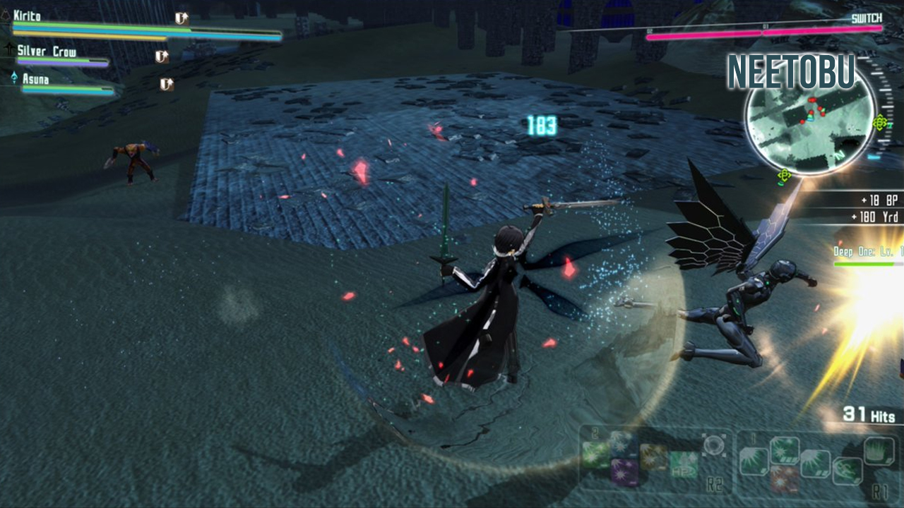 Gambar Accel World vs Sword Art Online