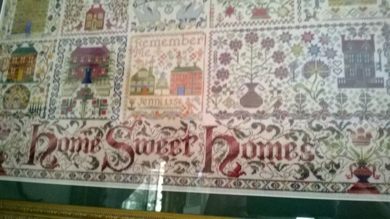 William Morris In Quilting Home In The Country