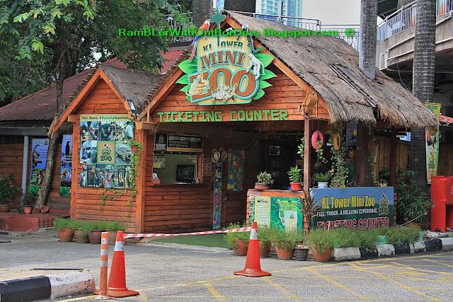 Mini Zoo, KL Tower, Kuala Lumpur, Malaysia