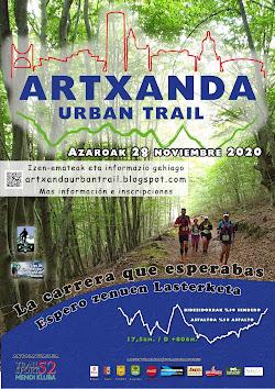 Artxanda Urban Trail: 21 km / 908 mD+