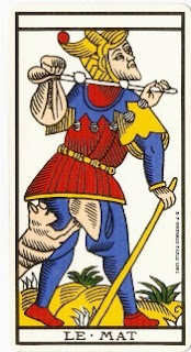 El Loco- Tarot de Marsella
