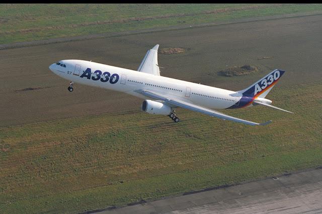 Airbus A330-300 İlk uçuşu - 2 Kasım 1992