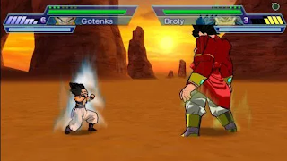 Download Dragon Ball Total Majin Chaos PPSSPP USA ISO